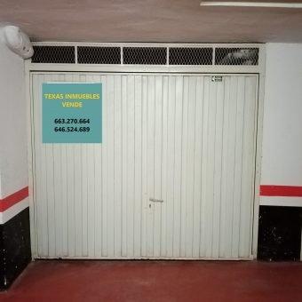 Garaje Cerrado Menéndez Pelayo, Castro Urdiales